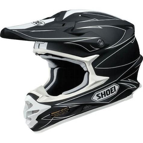 Shoei VFXW Hectic Motocross Helmet