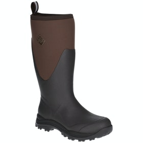 Muck Boots Arctic Outpost Tall Wellingtons - Brown Tan