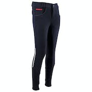Riding Breeches QHP Junior Coco Anti Slip Full Seat