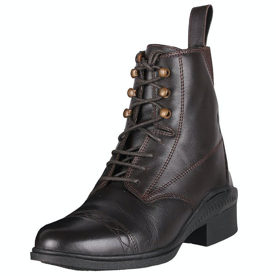QHP Valencia Ladies Jodhpur Boots