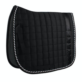 QHP Chique Saddlepads - Black