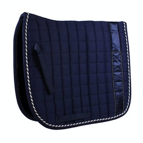 QHP Chique Saddlepads - Navy