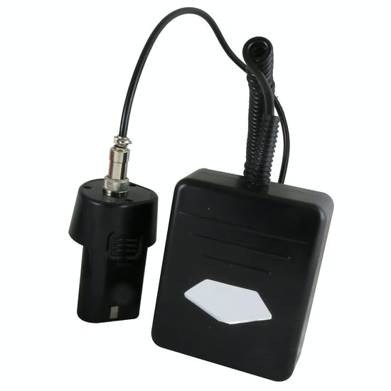Clipperman Spare 12v 4000mAh Battery Pack for Clippers