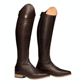 Mountain Horse Sovereign High Rider II Ladies Long Riding Boots - Dark Brown