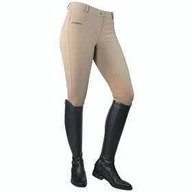 John Whitaker Horbury V2 Ladies Riding Breeches - Beige