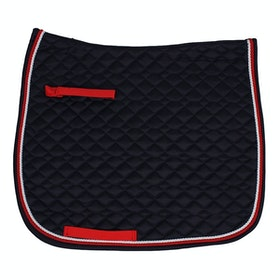QHP Coco Saddlepads - Estate