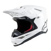 Alpinestars Supertech S-M10 Solid Motocross Helmet