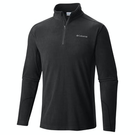 Columbia Klamath Range II Half Zip Fleece - Black