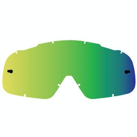 Fox Racing Air Space Chrome Spark Motocross Goggle Lenss