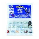 Bolt Hardware Yamaha YZ Style Pro Pack Fastener Kit YZ250 02 Bike Specific Bolt Pack