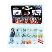 Bolt Hardware Euro Style 2T Pro Pack Fastener Kit SX EXC 85150 02 Bike Specific Bolt Pack