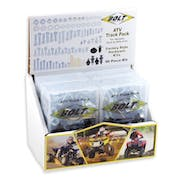 Bolt Hardware ATV Style Track Pack Fastener Kit 6Pc Box Set Bike Specific Bolt Pack