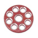 MX Bike Bling Bolt Hardware Factory Tank Washer Red