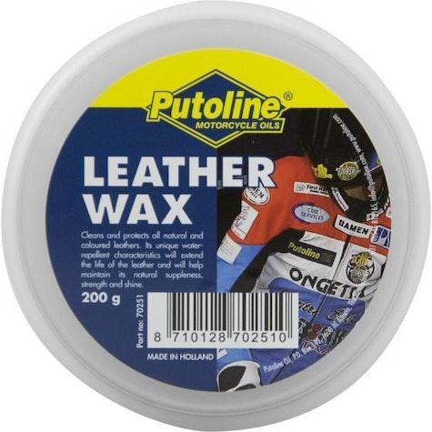 Putoline Leather Wax Reinigung