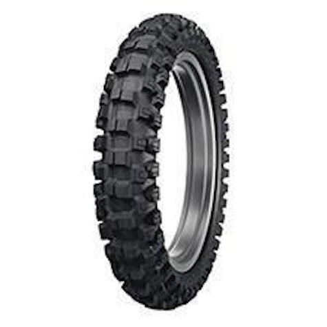 Dunlop Geomax MX52 Intermediate Junior Sizes Rear , Motocross Tyre