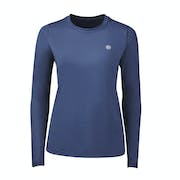 Dublin Pearl Long Sleeve Technical Ladies Top