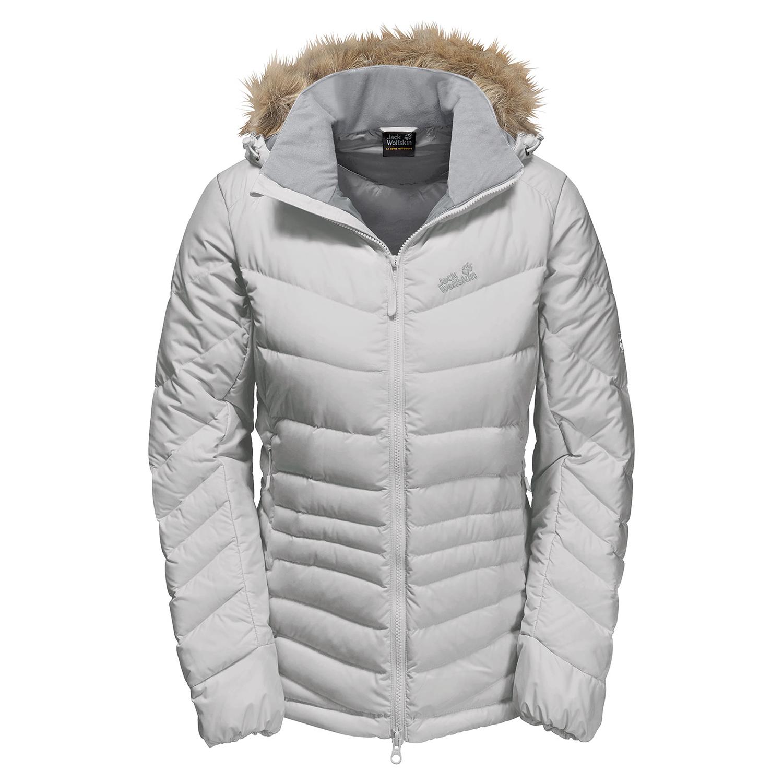 jack wolfskin selenium down jacket women's