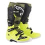 Yellow Fluo Military Green Blk