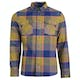 Camisa United by Blue Bridger Flannel Button Down