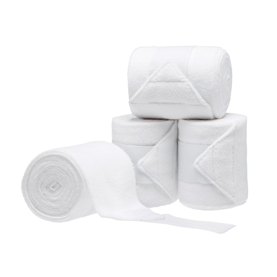 Derby House Pro Pack Of 4 Fleece Polo Bandage From Rideaway