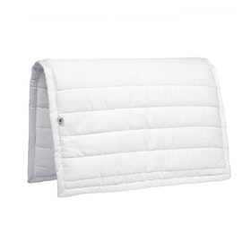 Derby House Pro Comfort Padded Saddlepads - White