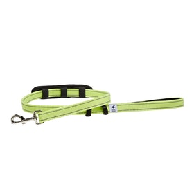 Derby House Pro Reflective Dog Lead - Yellow