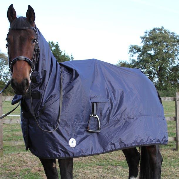 Derby House Pro Waterproof Ride On Rain Sheet