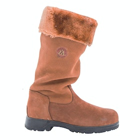 Mountain Horse Montreal Fleece Lined Ladies Country Boots - Brown