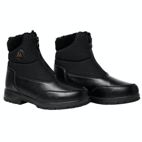 Mountain Horse Vermont Zip Ladies Paddock Boots - Black