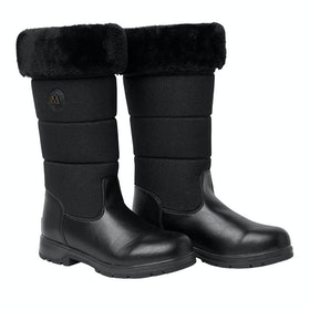 Mountain Horse Vermont Thinsulate Ladies Country Boots - Black