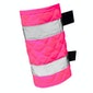 Equisafety Quilted Leg Reflective Boots