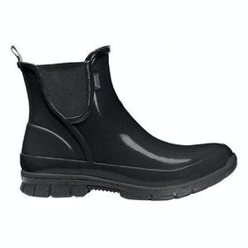 Bogs Amanda Slip On Ladies Wellies - Black