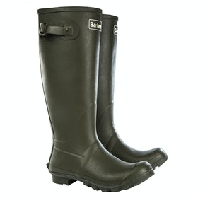 Barbour Bede Wellies - Olive