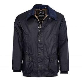Barbour Bedale Mens Wax Jacket - Navy