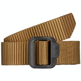 5.11 Tactical TDU 1.5 inch Plastic Buckle Belt - Coyote Tan