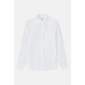 Norse Projects Anton Oxford L S Shirt - Whiter