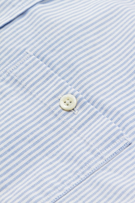 Norse Projects Anton Oxford L S Shirt