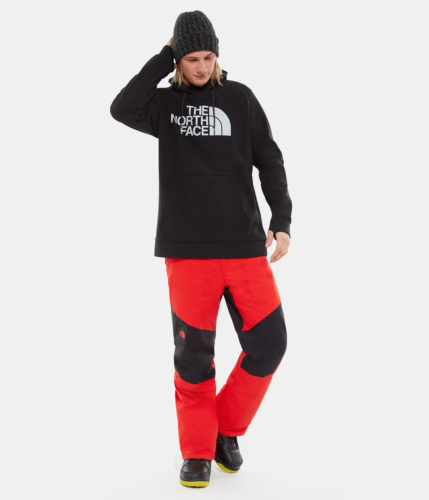 North Face Tekno Logo Kapuzenpullover van