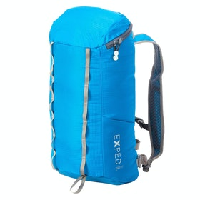 Mochila de Caminhada Exped Summit Lite 15L - Deep Sea Blue