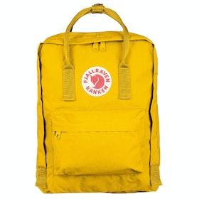 Fjallraven Kanken Classic Backpack - Warm Yellow
