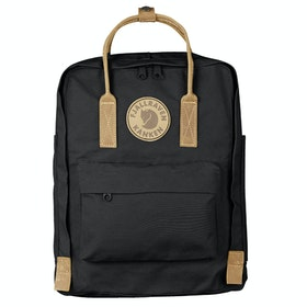 Fjallraven Kanken No 2 Backpack - Black