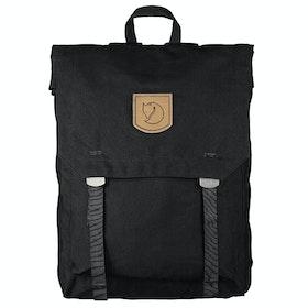 Fjallraven Foldsack No 1 Rucksack - Black