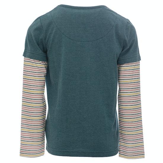 Horseware Girls Double Langærmet t-shirt