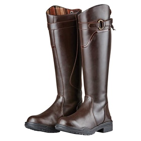 Dublin Calton Ladies Country Boots - Dark Brown