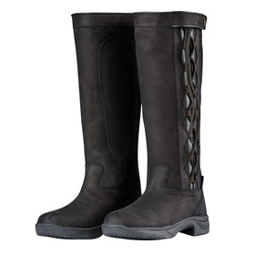 Dublin Pinnacle II Ladies Country Boots - Black