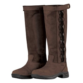 Dublin Pinnacle II Ladies Country Boots - Chocolate