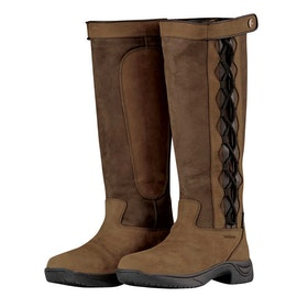 Dublin Pinnacle II Ladies Country Boots - Dark Brown