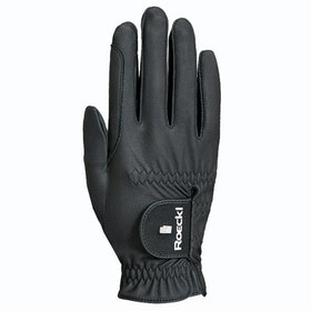 Roeckl Roeck Grip Pro , Everyday Riding Glove - Black