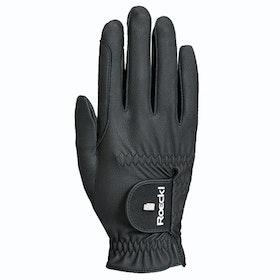 Roeckl Roeck Grip Pro Riding Gloves - Black