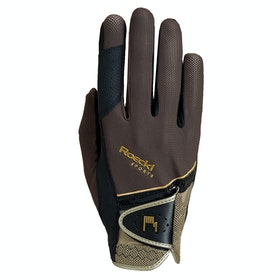 Roeckl Madrid , Competition Glove - Mocha